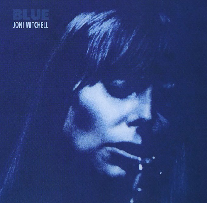Happy Birthday Joni Mitchell. Thank you for making such glorious creations