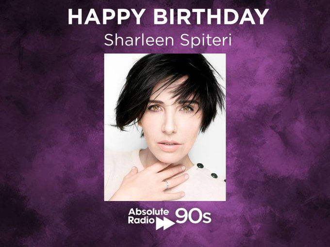 Happy birthday to the iconic Sharleen Spiteri! Always a crush of ours
