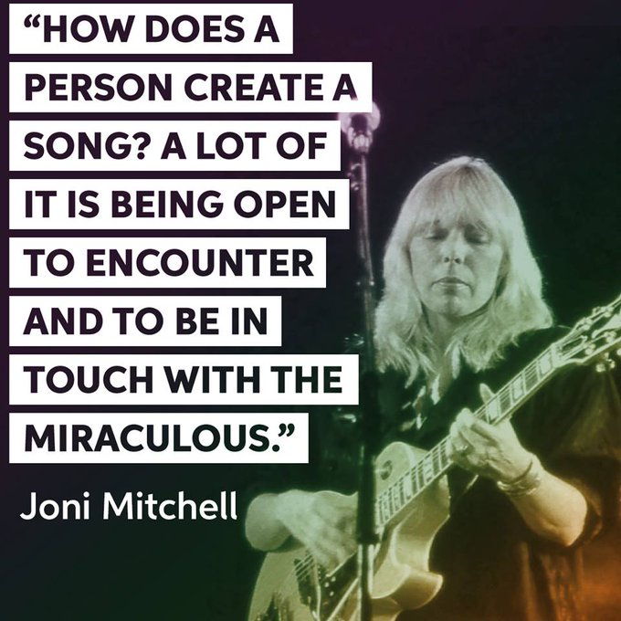Happy 74th birthday to Joni Mitchell. We explore the magic of Joni\s open tunings here