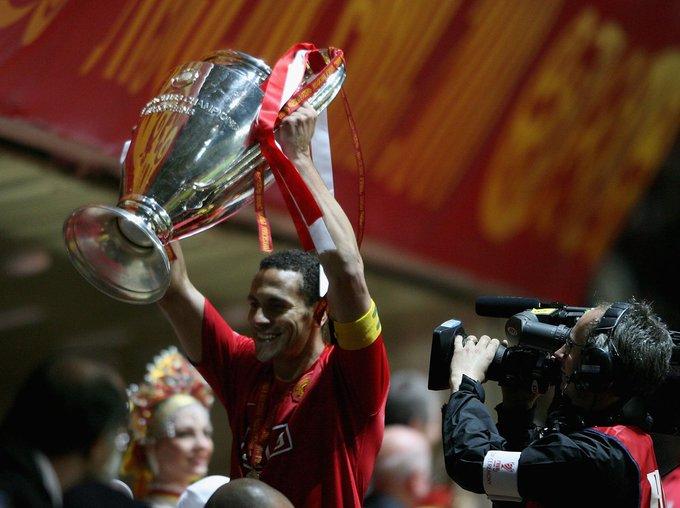 Happy birthday, 2008 winner & Manchester United hero Rio Ferdinand!