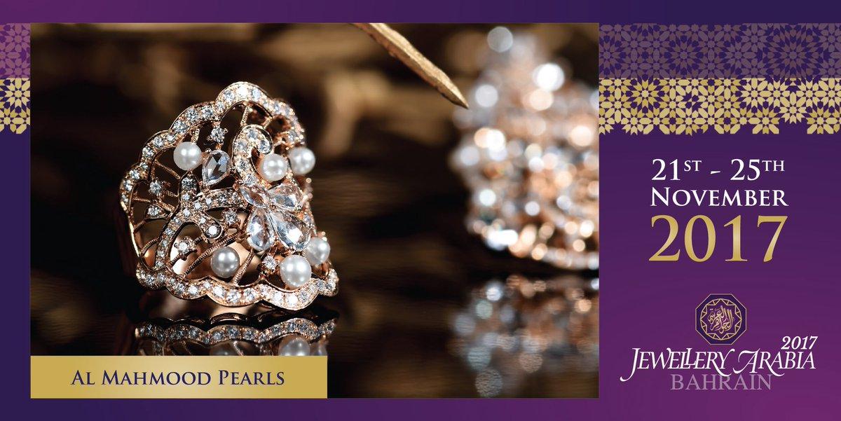 test Twitter Media - Al-Mahmood Pearls is a Bahraini Luxury Jewellery house established since 1930 💍 #almahmoodpearls #jewelleryarabia2017 #elegant #beautiful #classy #amp https://t.co/qbOSX7YoIK