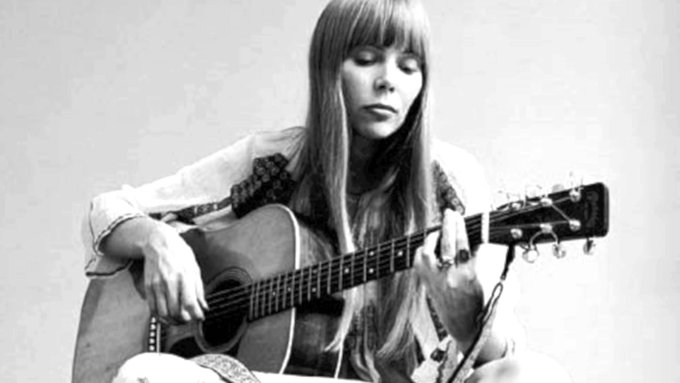Joni Mitchell taught my cold dead heart how to feel. Happy birthday, Joni.