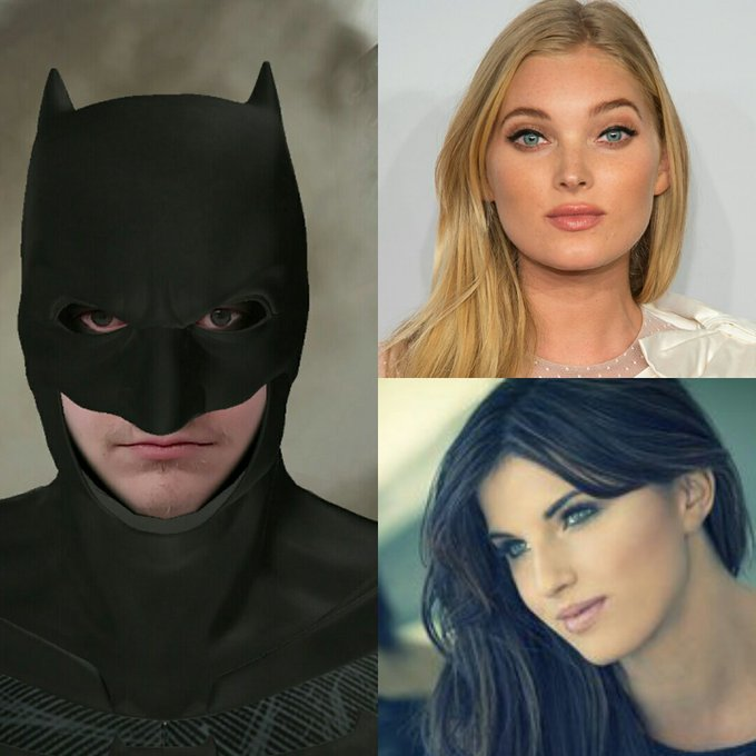 Happy Birthday to Me, Elsa Hosk and Rachele Brooke Smith