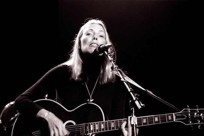 Happy birthday to one of my favorite artists, Joni Mitchell!