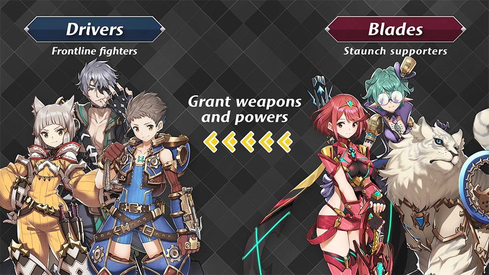 As Blades and Drivers spend time together, new, more powerful abilities will be unlocked! #XenobladeChronicles2 https://t.co/MrEordtUkJ