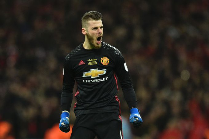 Happy Birthday to Man United Goalkeeper David De Gea who turns 27 today   Best goalkeeper in the world?