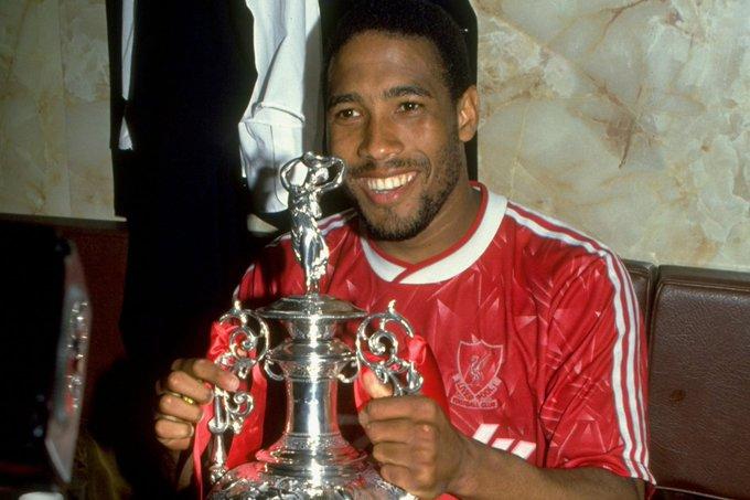 Happy birthday to Liverpool FC legend, John Barnes!