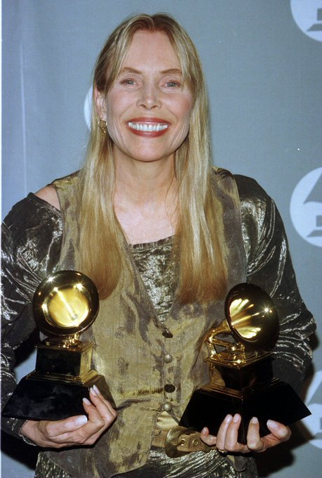 Happy Birthday Joni Mitchell! The iconic artist is 74 today