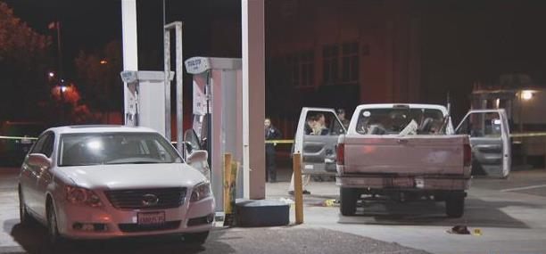 Man accused of killing another man at a Ramona gas station due in court