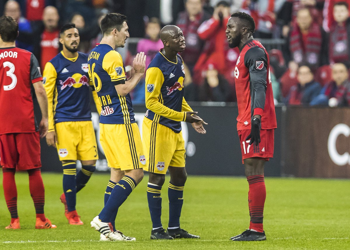 'IT'S DISGRACEFUL': Toronto FC seeks red card repeal for striker Jozy Altidore