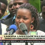Samburu professionals accuse police of targeting pastoralists