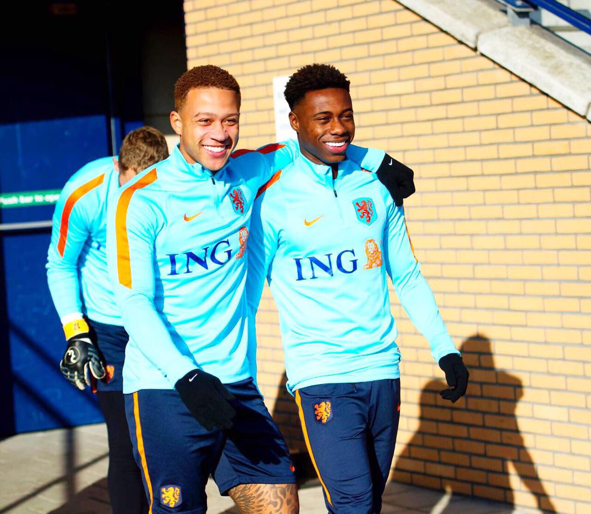 When your best friend is also your colleague, only smiles 😁 @Memphis https://t.co/Ev24SAE9Yj