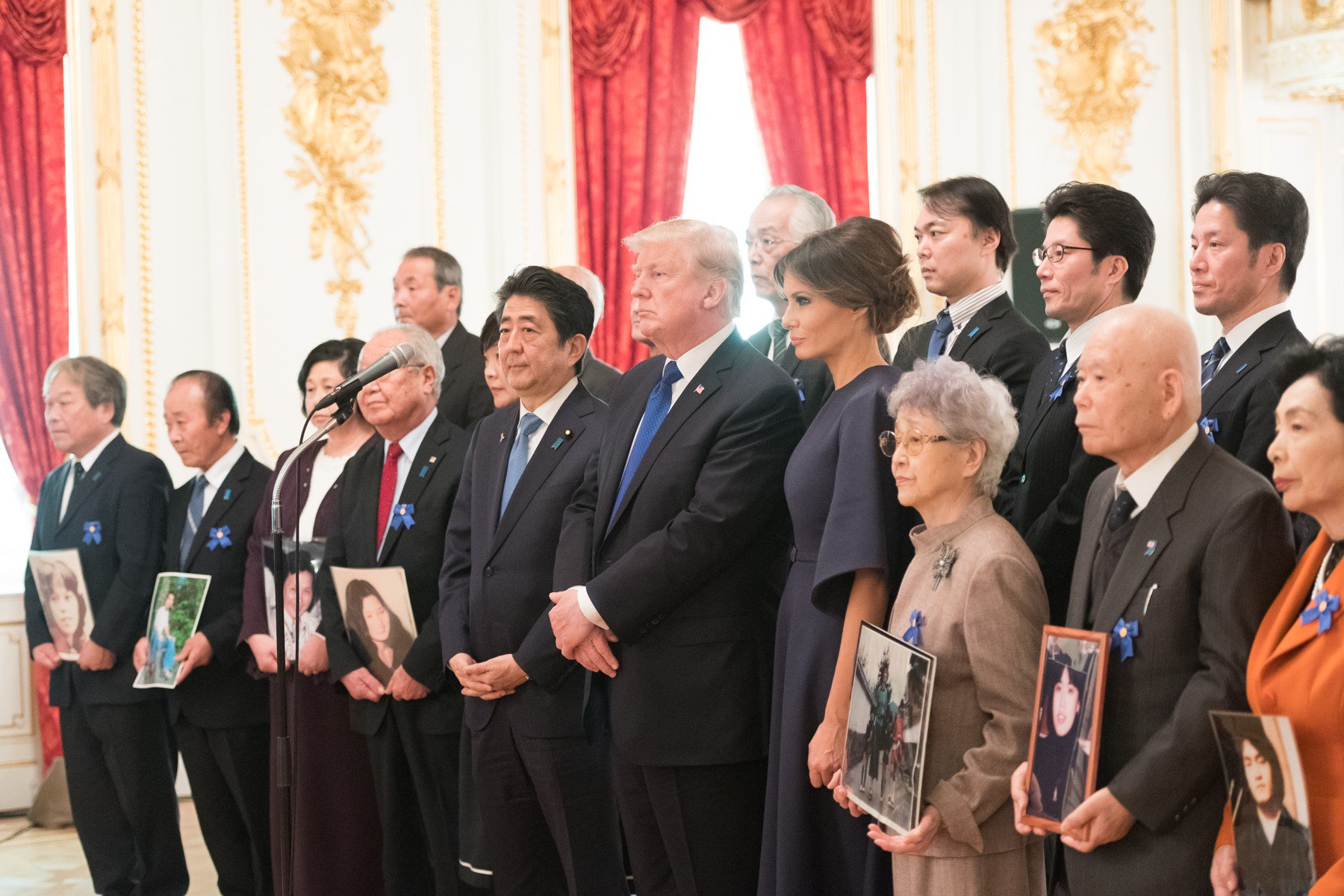 Take a look back on the President and First Lady's visit to Japan: https://t.co/2EdlNGZPYw #POTUSinAsia https://t.co/ChOLnt6Jn9