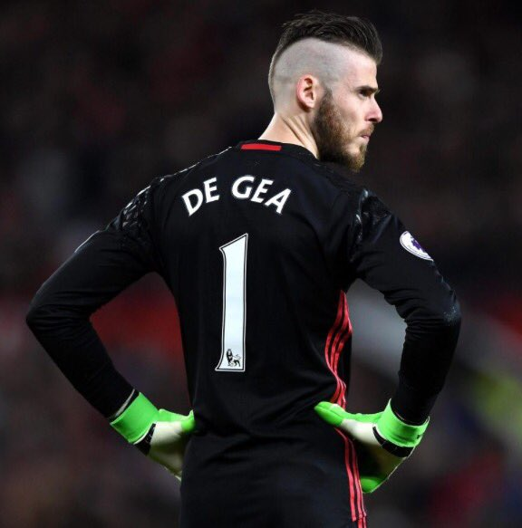 Happy birthday to Manchester United goalkeeper David de Gea!