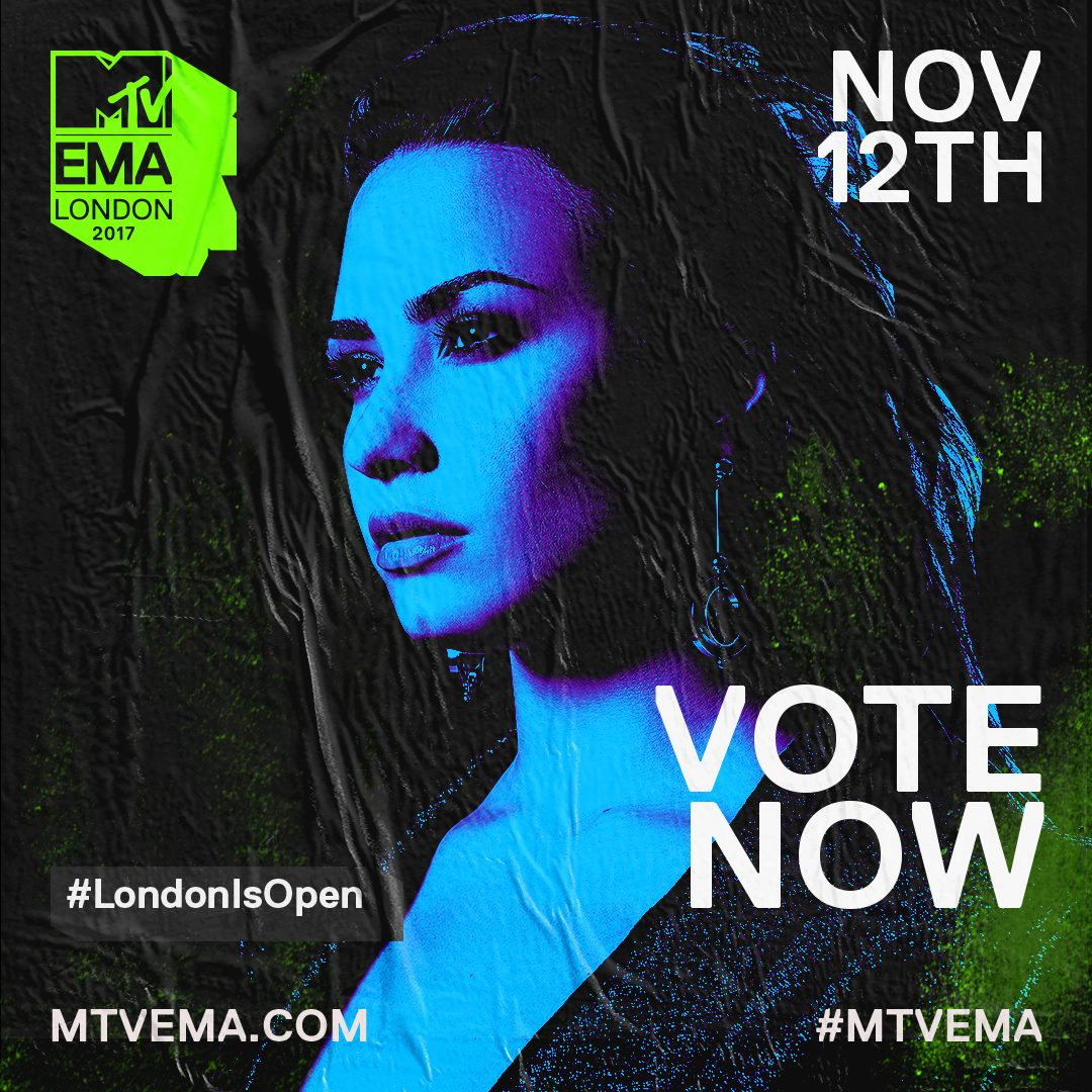 Alright guys!! @mtvema voting ends on Saturday. Head over to https://t.co/ucUI0H62Nf to vote ❤️ https://t.co/oEKcwqMk2k