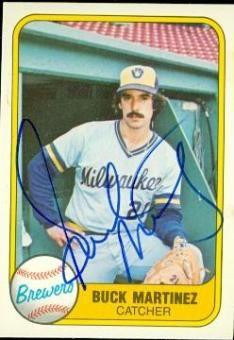 Happy \80s Birthday to Buck Martinez, who turns 69 today.