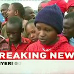 Eyewitness accounts of road crash that killed Nyeri governor Wahome Gakuru