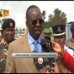 Nyeri governor Dr. Wahome Gakuru dies in a tragic road accident