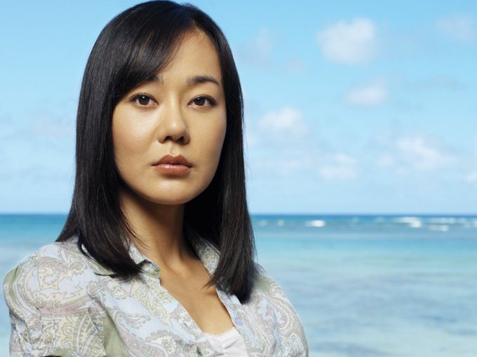 Wishing a happy birthday today to Yunjin Kim!