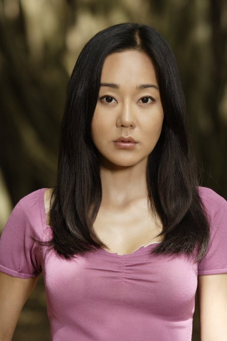 Happy Birthday to the incredible Yunjin Kim!