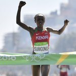 Women's Olympic marathon champion banned for doping