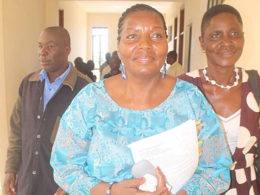 Grace Akumu petitions Kisumu woman rep Rosa Buyu's election