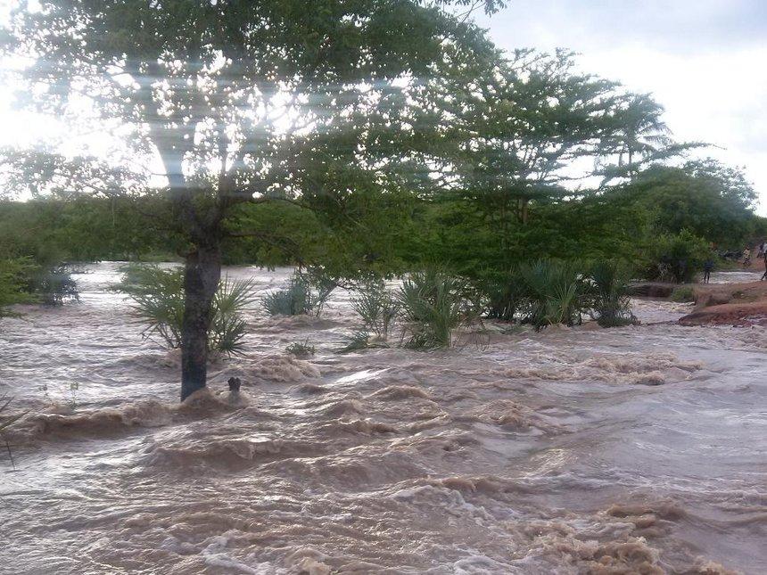 Heavy rains cut off roads, destroy bridge in Kwale
