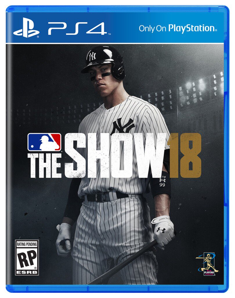 Honored to be on the cover for #TheShow18 @MLBTheShow #ad https://t.co/aNrXVA7k3I https://t.co/yXpvyO0cyN