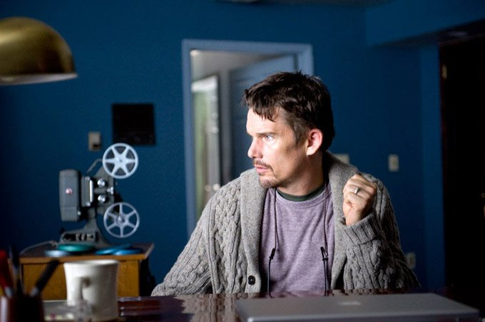 Happy birthday to Ethan Hawke (47), star of SINISTER!