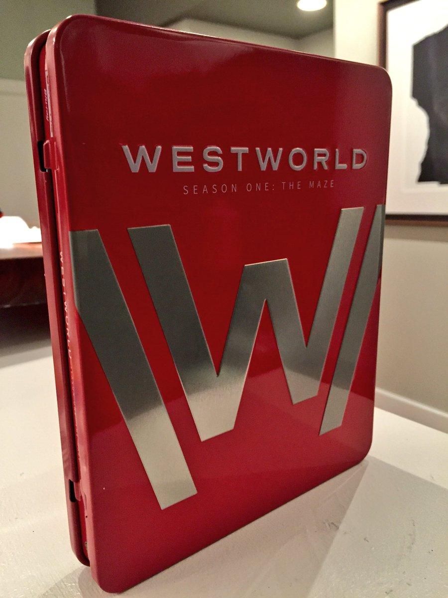 RT @WestworldPod: Oh hey, gorgeous. #Westworld https://t.co/gFxlSvtgRk