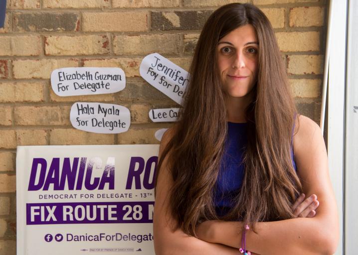 Transgender Democrat Danica Roem defeats anti-trans Republican in Virginia, making history: https://t.co/pNPhT19zvi https://t.co/uKMZCRZBjN