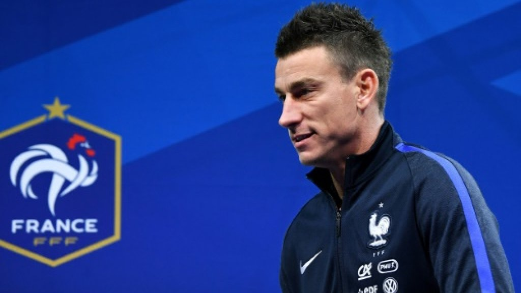 World Cup will be Koscielny swansong