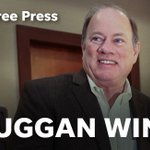 Detroit Mayor Mike Duggan defeats Coleman A. Young II, wins re-election bid