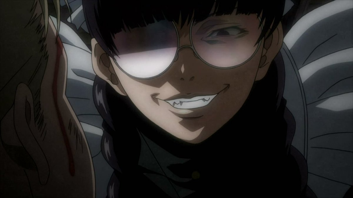 1 pic. The facial expressions in black lagoon make me wet tA62Dfl36L