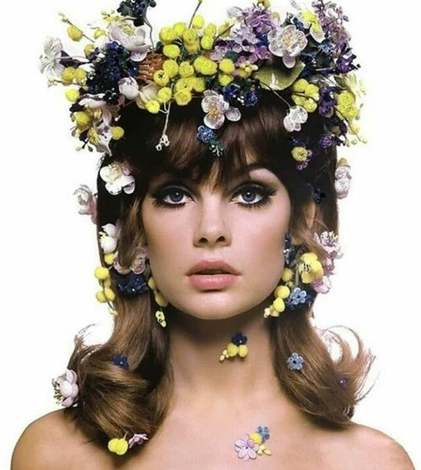 Happy Birthday, Jean Shrimpton  11/7 ... She now owns a hotel in Cornwall.