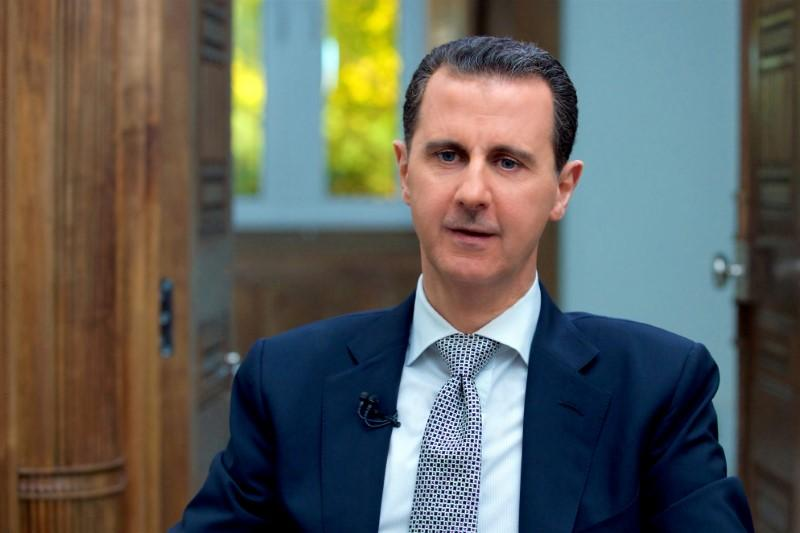 Assad adviser says Turkish, U.S. forces 'illegal invaders' in Syria