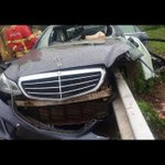 UNSEEN VIDEO: NYERI GOVERNOR GRISLY ROAD ACCIDENT | KenyanBytes