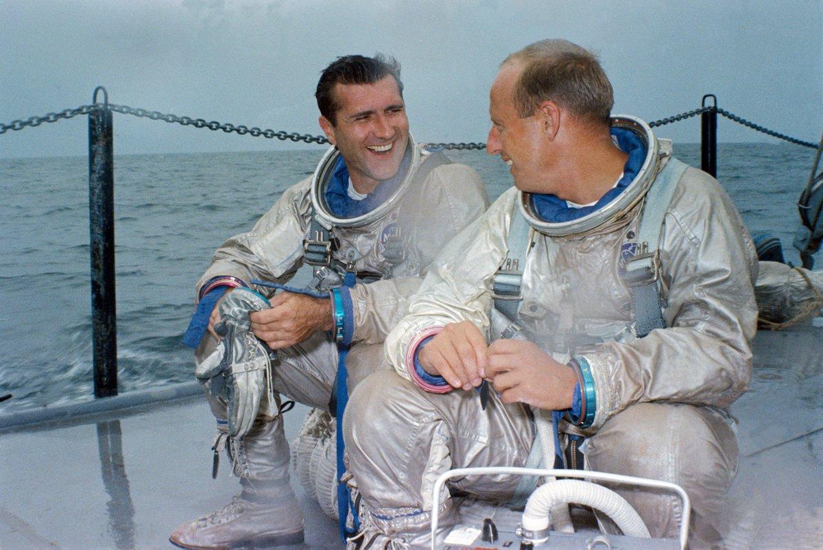 Dick Gordon, NASA astronaut and Apollo 12 pilot, has died at 88 via @NBCNewsMACH
