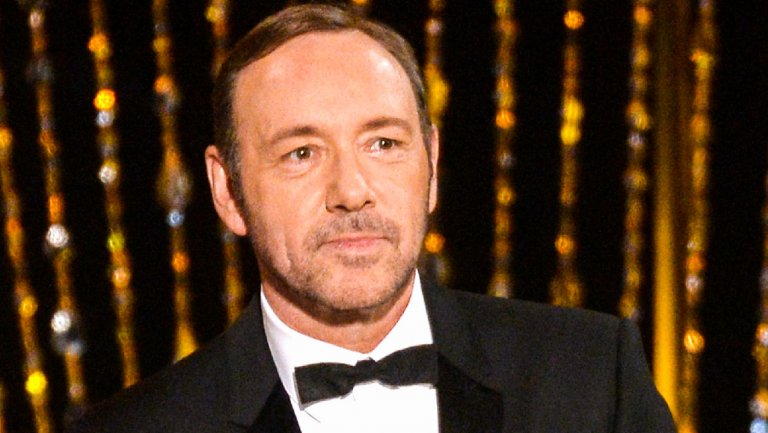 Kevin Spacey cut from CarolBurnett50thAnniversarySpecial on CBS