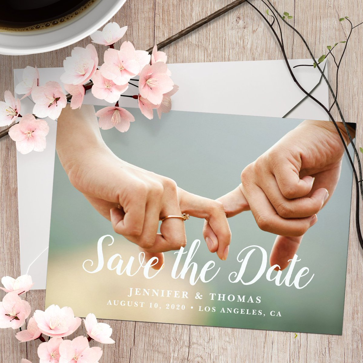 A Beautiful Special Invitation Card. Free Save the Date Save the date photocards