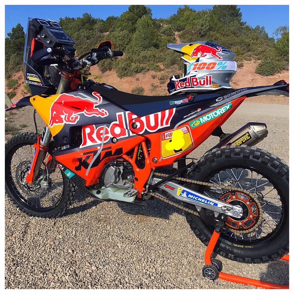 a real beauty 😍 @KTM_Racing @redbullmotors https://t.co/kPZ0gybIlT