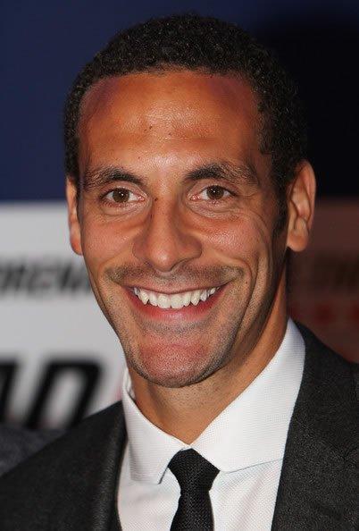 Happy Birthday Rio Ferdinand
