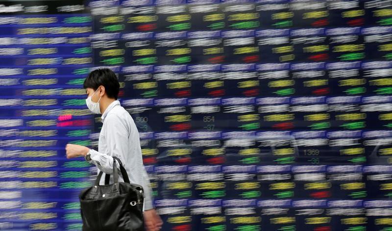 Asia stocks pause at peaks, ponder U.S. tax muddle