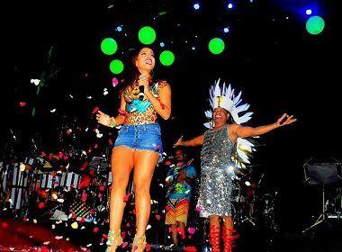 Carlinhos Brown. Foto do site da BN Holofote que mostra 'Africanitta': Carlinhos Brown canta com Anitta em nova música