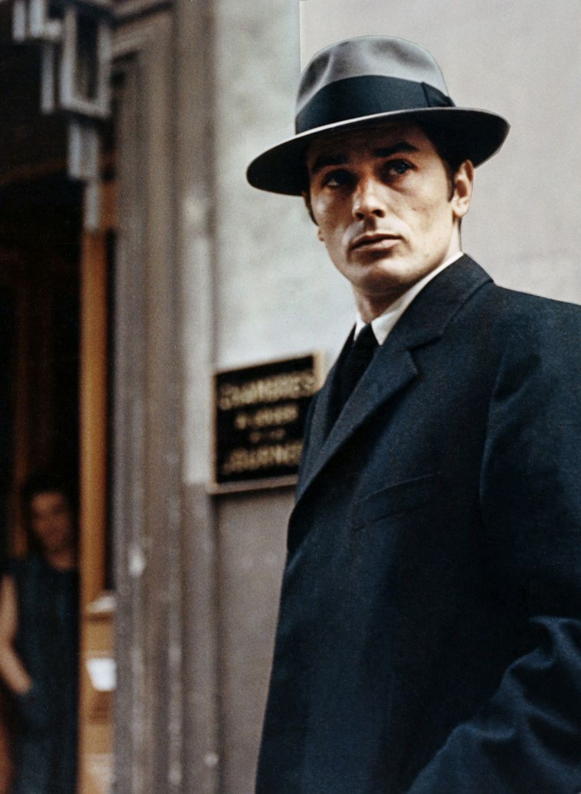 Happy birthday to one of the coolest men alive, Alain Delon, who was born on November 8, 1935 in Sceaux,France