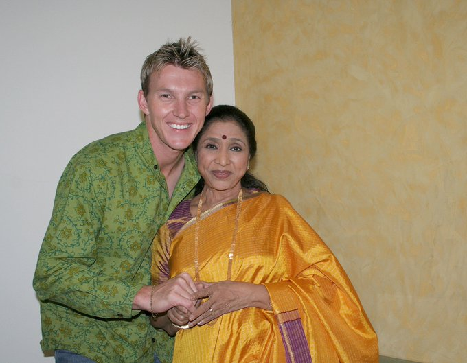 Happy birthday to our favourite cricketer - Brett Lee!