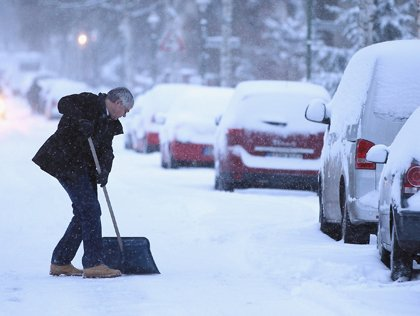 Program Looking For Volunteers To Shovel Snow For Seniors,Disabled