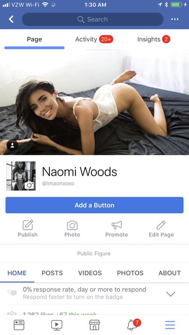 This is my only Facebook as well. https://t.co/hrRT0GBhes