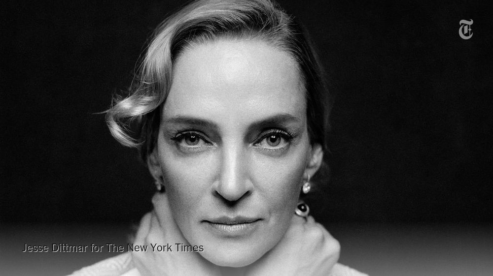 "Hollywood's ""contempt and dismissiveness"" toward women has led Uma Thurman to Broadway https://t.co/43jWwWmjuR https://t.co/iIpM3TBRYS"
