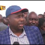 Residents of Narok-Mai Mahiu protest over rising insecurity